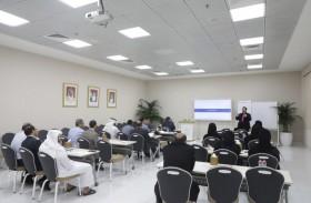 مالية عجمان تواصل تعزيز كفاءة الكوادر الوظيفية بدورات تخصصية