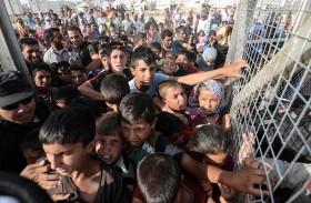 العودة إلى الموصل حلم بعيد المنال للنازحين