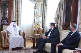 نهيان بن مبارك : إكسبو 2020 دبي منصة عالمية ملهمة ترسخ مبادئ السلام والأخوة الإنسانية