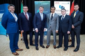تعاون بين مكتب دبي للتجمع البحري ونظيره الإيرلندي لتعزيز التجارة البحرية