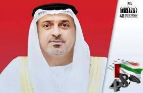 سلطان بن خليفة: الإمارات صنعت نموذجا يحتذى به قبل 48 عاما بقيام الاتحاد