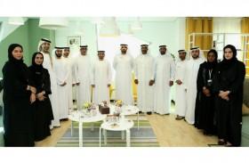 اتفاقية شراكة بيـــن محاكم دبي ومؤسسة محمد بن راشد لتنمية المشاريع الصغيرة والمتوسطة