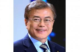 رئيس كوريا الجنوبية منفتح ازاء عقد قمة مع الشمال