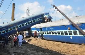 البحث عن مزيد من الضحايا بحادث قطار الهند