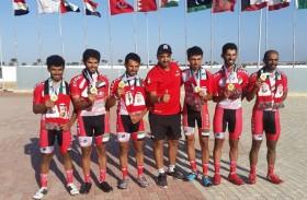 منتخب الدراجات يشارك في سباق مصر الدولي