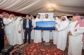 فيصل بن صقر يدشن مصنع «جلفار السعودية» بحضور كبار المسؤولين