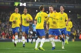 البرازيل المنتخب الأغلى  في كوبا- أمريكا