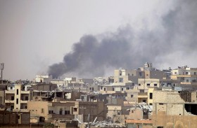 شباب دير الزور يهربون من التجنيد الإجباري لداعش