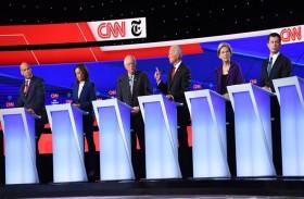 أي مرشح ديمقراطي سيكون الأوفر حظا ضد ترامب...؟