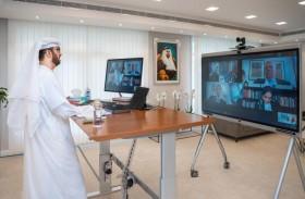 الإمارات وألمانيا تبحثان سبل تعزيز شراكتهما الاستراتيجية خلال زيارة عمل افتراضية إلى برلين