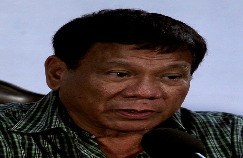 رئيس الفلبين : كونك صحافياً لا يعفيك من الاغتيال