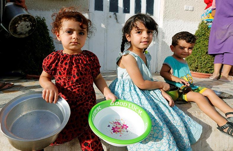 تحذيرات أممية من تفاقم  أزمة النازحين في العراق