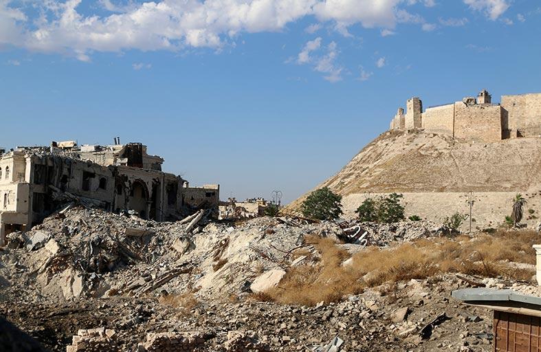 قلق أممي على مصير المحاصرين شرق حلب