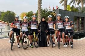 المرحلة الأولى لطواف دبي النسائي تنطلق اليوم