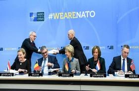 حوار صعب حول الدفاع الأوروبي في اجتماع للناتو