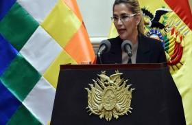 رئيسة بوليفيا تقيل وزيرا بسبب تصريحات عنصرية