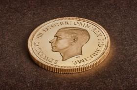 بيع عملة ذهبية نادرة للملك إدوارد الثامن بمليون جنيه استرليني