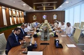 مجلس دبي الرياضي يبحث الاستعدادات لتنظيم النسخة السادسة من دورة ند الشبا الرياضية