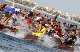 سباق كأس آل مكتوم في نخلة جميرا الجمعة