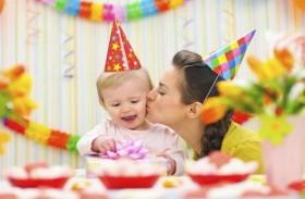 طرق مميزة للاحتفال بعيد ميلاد طفلك