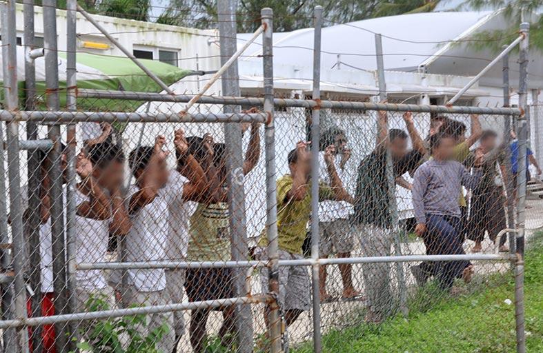 استراليا تؤكد على سياستها المتشددة تجاه الهجرة