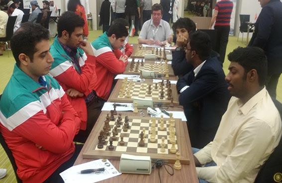 الهند تحتفظ بصدارة كأس أمم أسيا للشطرنج