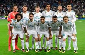 ريال مدريد وبشيكتاش الاقرب للتأهل بدوري الأبطال