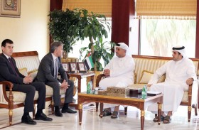 غرفة أبوظبي تبحث التعاون التجاري مع طاجيكستان