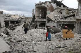الأسد يمضي قدما في هجومه على الجنوب السوري