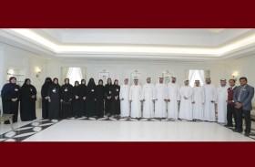محاكم دبي تكرم نجوم التميز والسعادة للنصف الأول لعام 2019