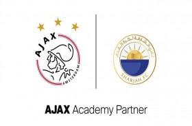 اجتماع شركة الشارقة لكرة القدم وأكاديمية أجاكس