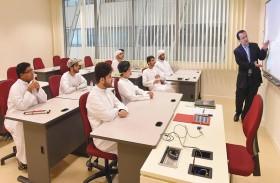 بدء العام الدراسي الجديد في جامعة زايد  بأعداد طلابية متزايدة