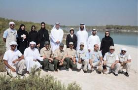 «البنية التحتية» بتنفيذي أبوظبي تؤكد أهمية المحميات الطبيعية في الحفاظ على النظم البيئية