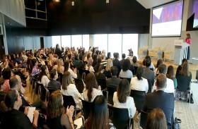 منتدى شركات المستقبل يدعو لزرع ثقافة الاندماج والابتكار  في المؤسسات لدعم الأجندة المستدامة للشركات في عصر الثورة التقنية