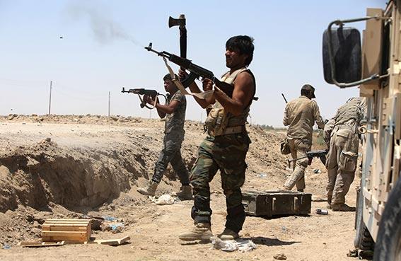 انشقاقات في داعش قبل عملية تحرير الفلوجة