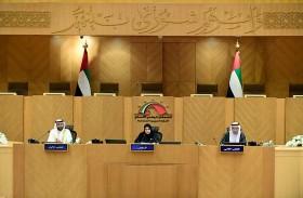 المجلس الوطني الاتحادي يوافق على مشروع قانون كبار المواطنين