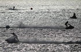 مونديال الدراجات المائية ينطلق في (كايت بيتش) الخميس