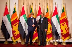 الإمارات وسريلانكا توقعان اتفاقية جمركية ومذكرة تفاهم لإنشاء لجنة مشتركة للشؤون القنصلية