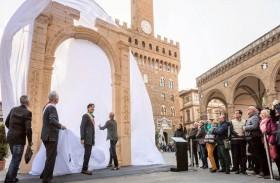 مشروع «قوس النصر» بالطباعة ثلاثية الأبعاد ينال جائزة مرموقة