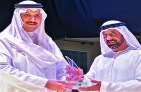 تكريم رائد الأعمال الكويتي البارز لجهوده في تطوير  قطاع الفنادق الاقتصادية المتوسطة في الشرق الأوسط