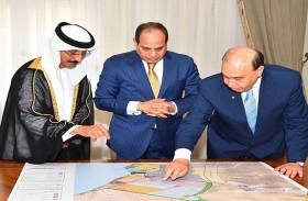 موانئ دبي وهيئة قناة السويس تجمع أهم مطور عالمي  للخدمات اللوجستية وأكبر مشروع دولي للمناطق الاقتصادية