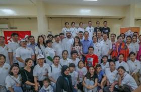 تنمية المجتمع في دبي: «يستاهلون» تستقطب أعدادا كبيرة من المتطوعين