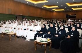 بلدية الشارقة تكرم الفائزين في مسابقة أجمل حديقة