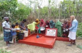 «سقيا الإمارات» تدعم الجهود الإنسانية لدولة الإمارات عبر توفير مياه نقية لملايين المحرومين حول العالم