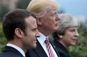 قصف سوريا: دونالد ترامب، القُرَادَة والدبور...!