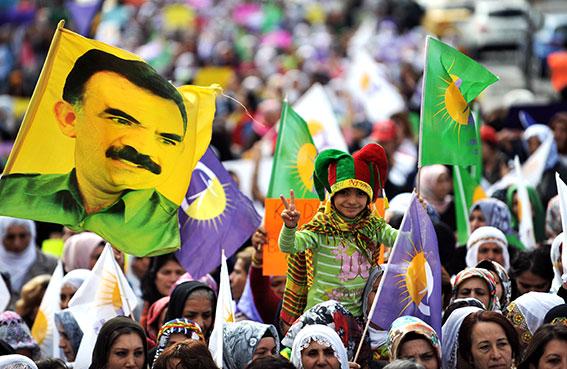 مخاوف حول عملية السلام الكردية في تركيا