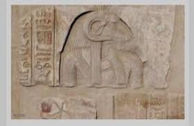 نقش عمره 4 آلاف سنة يعيد القلق من «جفاف النيل»