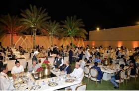 سفارة الدولة لدى الرياض تنظم مأدبة إفطار