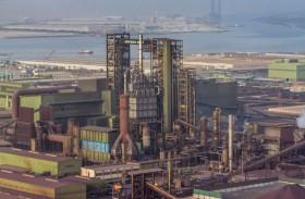 550 ألف طن مبيعات «حديد الإمارات» لقطاع النفط والغاز خلال 3 سنوات