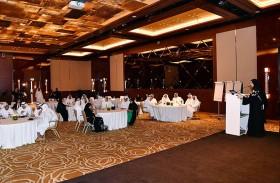 أمل القبيسي: حرصنا على عقد جلسة عصف ذهني لحشد جهود وطاقات وخبرات أعضاء المجلس لطرح وتبادل الأفكار الإبداعية والمبتكرة